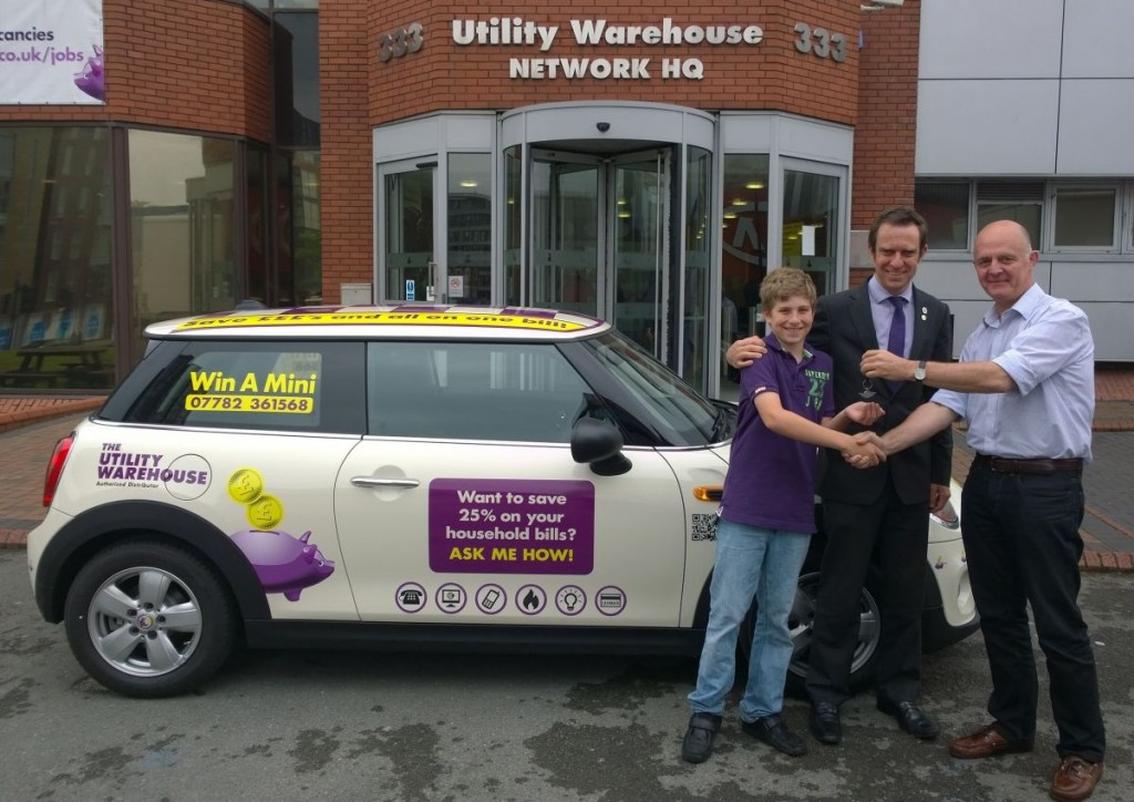 Utility Warehouse Mini